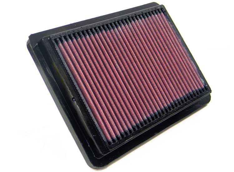 Hyundai Scoupe 1992-1992  1.5l L4 F/I 88/116bhp K&N Replacement Air Filter