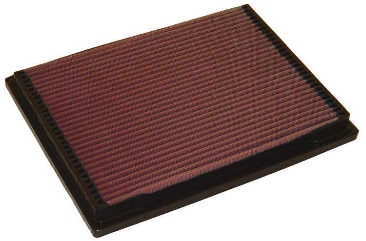 Mercedes Benz Clk Class 2003-2003 Clk320 3.2l V6 F/I Convertible K&N Replacement Air Filter