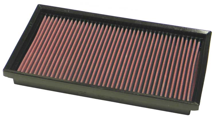 Mercedes Benz E320 1995-1998  3.2l L6 F/I Non-, W/S124 K&N Replacement Air Filter