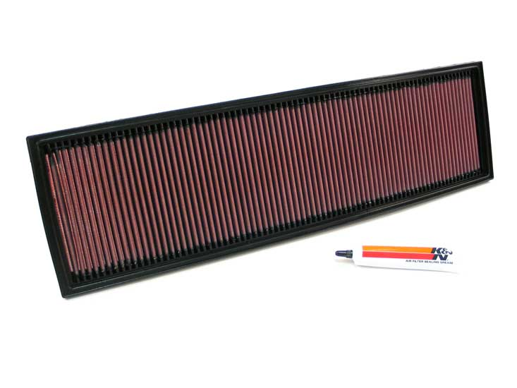 Bmw 5 Series 1996-1996 525td 2.5l L6 Diesel E39 K&N Replacement Air Filter