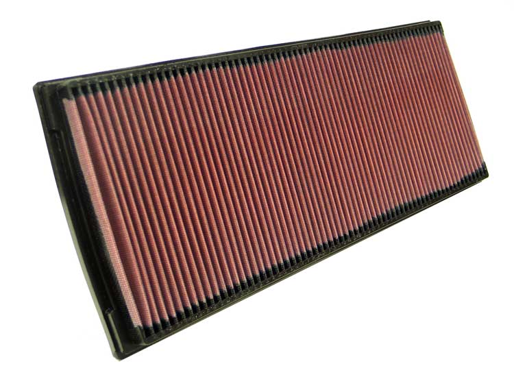 Porsche 968 1991-1991  3.0l L4 F/I  K&N Replacement Air Filter