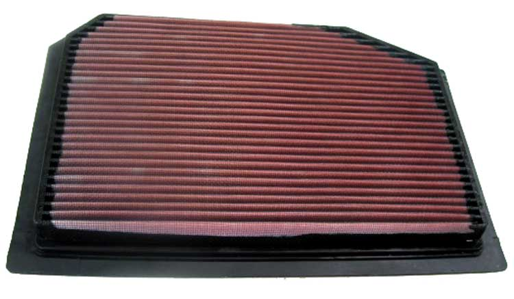 Porsche 911 1995-1998  3.6l H6 F/I  K&N Replacement Air Filter