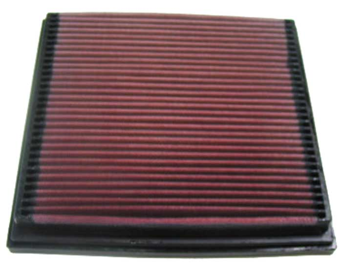 Bmw 3 Series 1995-1995 318i 1.8l L4 F/I Non-, From 9/95 K&N Replacement Air Filter