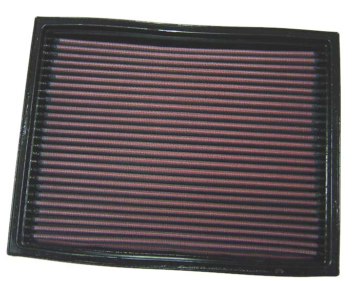 Land Rover Discovery 1996-1998  2.5l L4 Diesel 113bhp K&N Replacement Air Filter