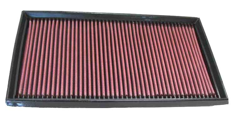 Mercedes Benz E Class 1997-1997 E430 4.3l V8 F/I  K&N Replacement Air Filter