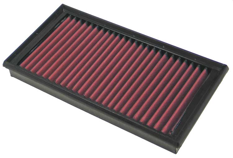 Bmw 7 Series 1994-1994 750il 5.4l V12 F/I  (2 Required) K&N Replacement Air Filter