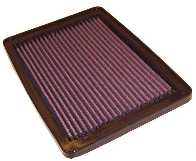Hyundai Elantra 1996-1998  1.8l L4 F/I  K&N Replacement Air Filter