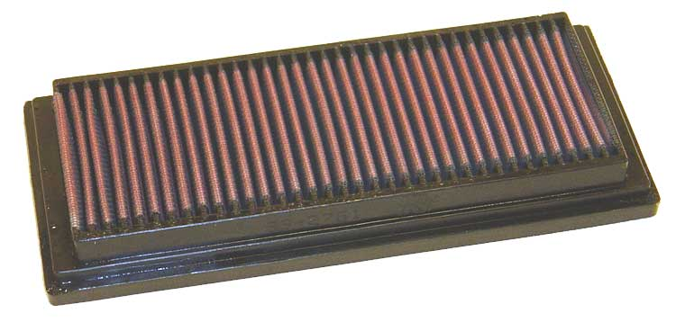 Land Rover Freelander 2000-2000  2.0l L4 Diesel 98bhp K&N Replacement Air Filter