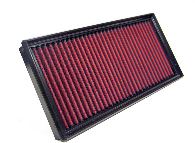 Mercedes Benz Sl Class 1993-1993 Sl320 3.2l L6 F/I  K&N Replacement Air Filter