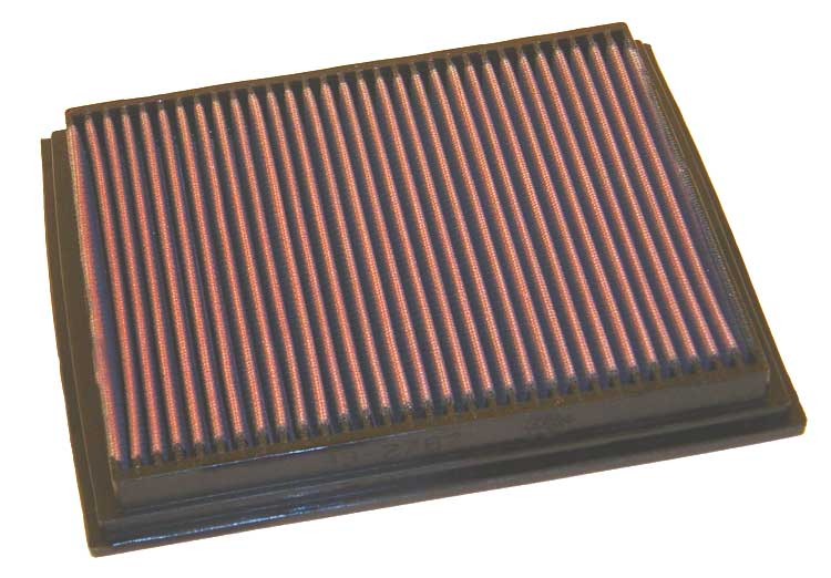 Mercedes Benz Slk Class 1996-2004 Slk200 Kompressor 2.0l L4 F/I  K&N Replacement Air Filter