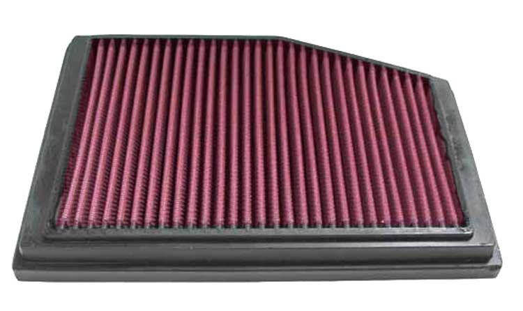 Porsche Boxster 1997-1999  2.5l H6 F/I  K&N Replacement Air Filter