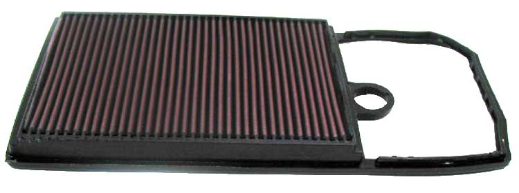 Volkswagen Fox 2005-2005  1.4l L4 F/I  K&N Replacement Air Filter