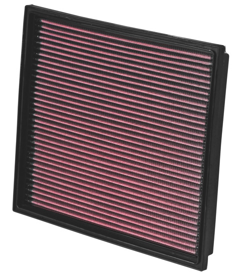 Audi A8 2002-2003  3.7l V8 F/I Panel Filter K&N Replacement Air Filter