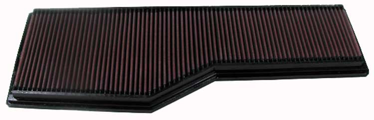 Porsche 911 1999-2001  3.4l H6 F/I  K&N Replacement Air Filter