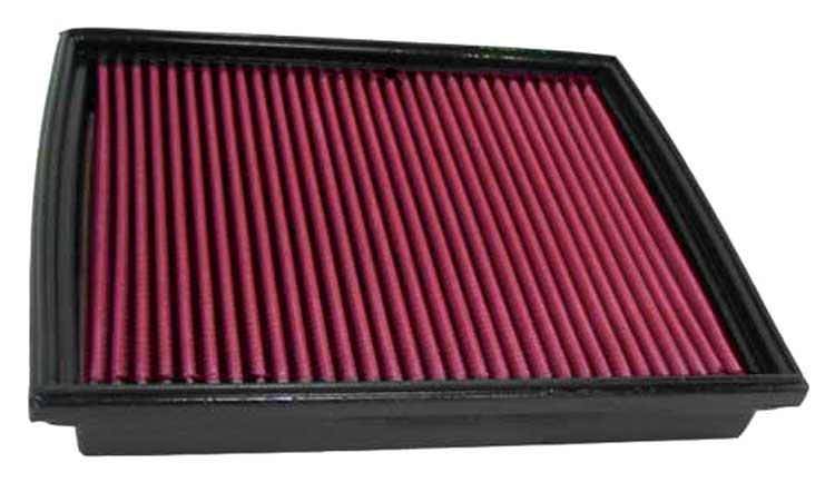 Land Rover Discovery 2000-2000  2.5l L5 Diesel Exc., Off Road K&N Replacement Air Filter