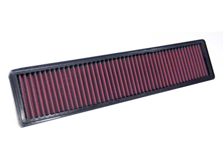 Porsche 944 1988-1988  S 2.5l L4 F/I  K&N Replacement Air Filter