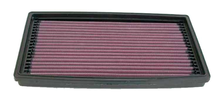 Ford Focus 1998-2004  1.8l L4 Diesel  K&N Replacement Air Filter
