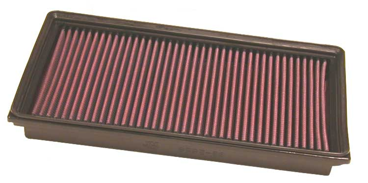 Saab 9.3 1998-2001  2.2l L4 Diesel  K&N Replacement Air Filter