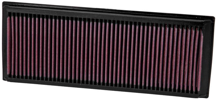 Audi TT 2009-2009 TT Quattro 2.0l L4 F/I  K&N Replacement Air Filter