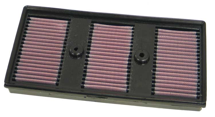 Volkswagen Passat 2006-2009  1.6l L4 F/I 115bhp K&N Replacement Air Filter