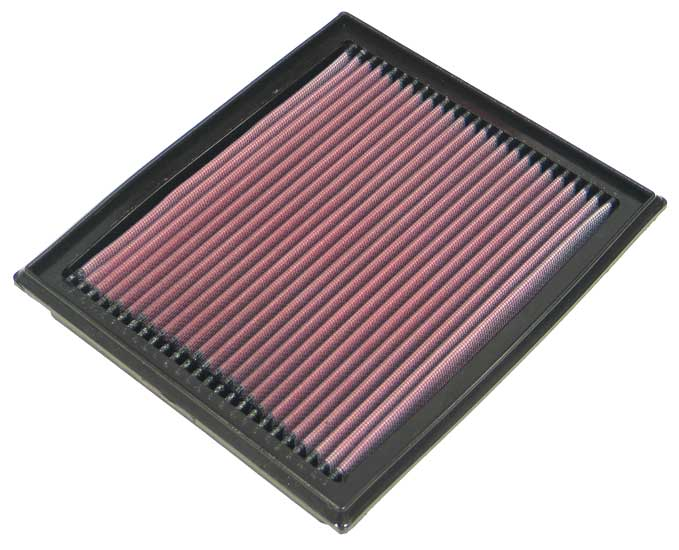 Volvo S40 2005-2008  2.4l L5 F/I  K&N Replacement Air Filter