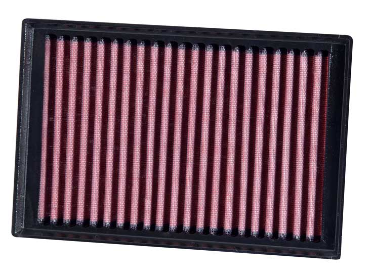 Mazda  3 2004-2008 3 1.6l L4 Diesel  K&N Replacement Air Filter