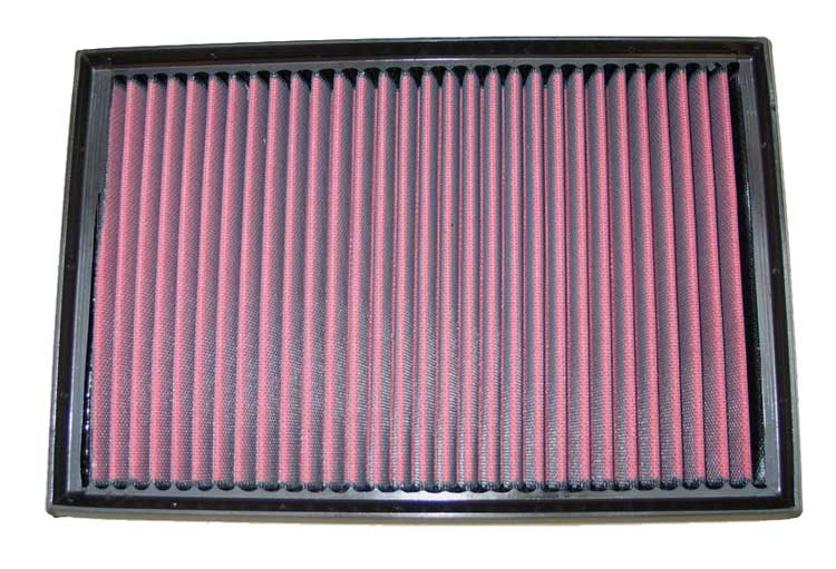 Audi TT 2006-2006 TT Quattro 3.2l V6 F/I Non-, Bub Eng. K&N Replacement Air Filter