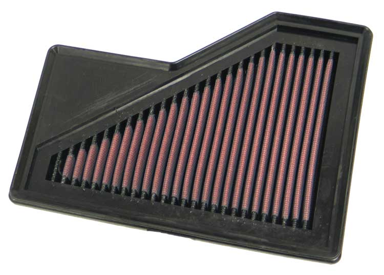 Mini Cooper 2004-2004  1.6l L4 F/I From 8/04, Manual Trans. K&N Replacement Air Filter