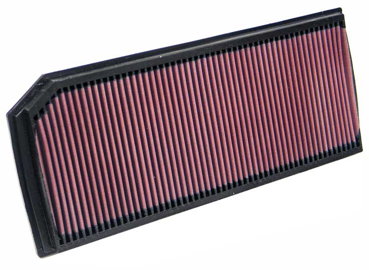 Audi A3 2006-2007  2.0l L4 F/I Turbo K&N Replacement Air Filter