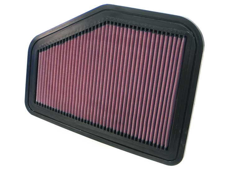 Pontiac G8 2009-2009  6.2l V8 F/I  K&N Replacement Air Filter