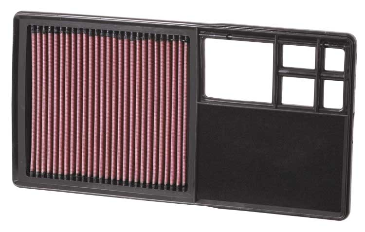 Volkswagen Golf 2006-2009  V 1.4l L4 F/I 80bhp K&N Replacement Air Filter