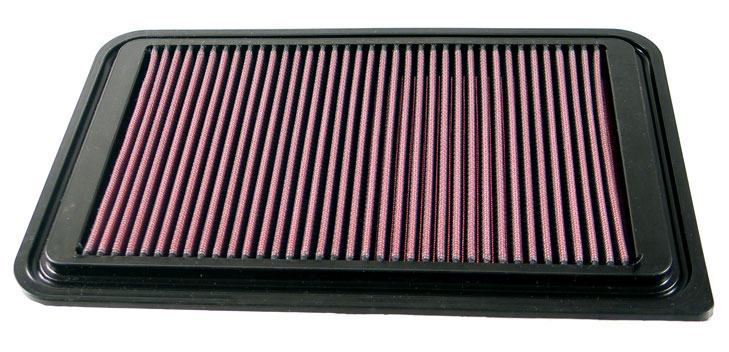 Mazda  3 2003-2008 3 1.4l L4 F/I  K&N Replacement Air Filter