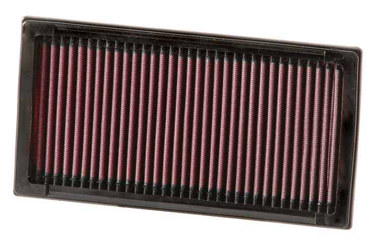 Mini Cooper 2007-2009  1.6l L4 Diesel  K&N Replacement Air Filter