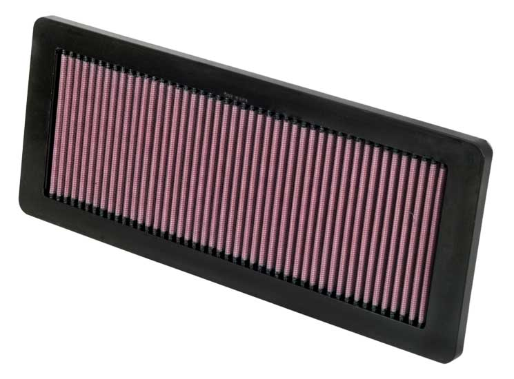 Mini Cooper 2008-2008  S 1.6l L4 F/I : Coupe, Non-: K&N Replacement Air Filter