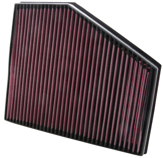 Bmw 5 Series 2004-2009 535d 3.0l L6 Diesel  K&N Replacement Air Filter