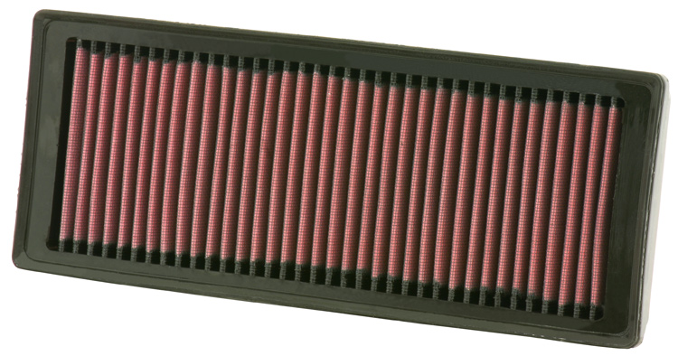 Audi A4 2009-2009  2.0l L4 F/I Exc. Cabriolet K&N Replacement Air Filter