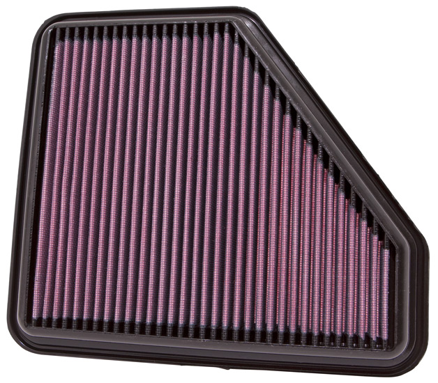 Toyota Corolla 2008-2009  1.4l L4 Diesel  K&N Replacement Air Filter
