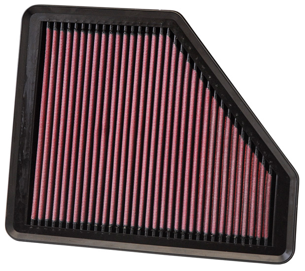 Hyundai Genesis 2008-2009  Coupe 3.8l V6 F/I  K&N Replacement Air Filter