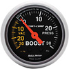 Auto Meter 30 IN/30 PSI 2 inch Boost Gauge