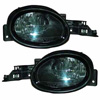 Dodge Neon 1995-1999 Black Diamond Projector Headlights