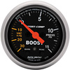 Auto Meter Sport Comp 2-1/16 inch Vacuum and Boost Gauge