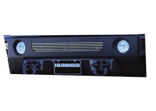 Hummer H3 2006 Westin Bumper Grill Insert