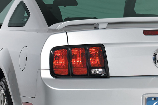 Chevrolet S-10 Pickup Crew Cab 2001-2005 Slots� Tail Light Trim Guards