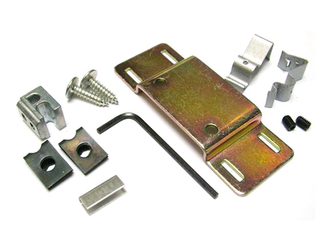 Universal Cable Door Lock Interface Hardware Kit (1 Per Door Lock)