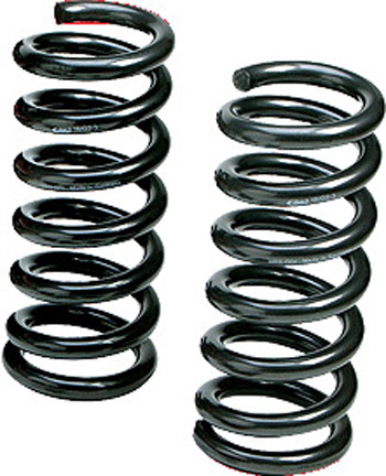 Gmc Full Size Pickup Ext. Cab V8 2wd, Stepside 1999-2007 Pro-Truck Kit Front Lowering Springs