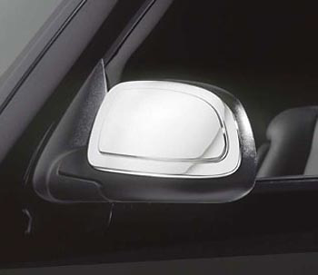 Chevrolet Silverado 1500 99-05 Chrome Mirror Covers