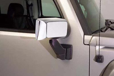 Hummer H3 2006-2007 Chrome Mirror Covers