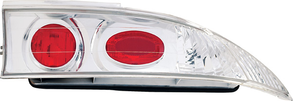 Mitsubishi Eclipse 95-99 Clear Altezza Tail Lights
