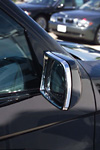 BMW X5 00-06 Chrome Mirror Covers