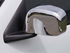Chevrolet Malibu  2008-2012, Full Chrome Mirror Covers